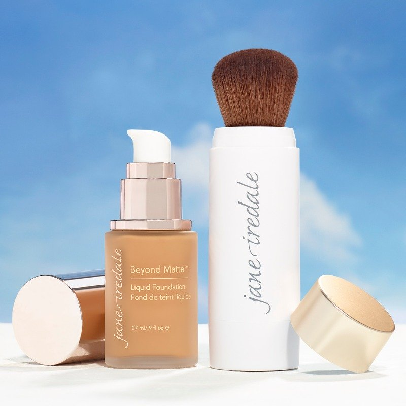 jane iredale foundation beyond matte powder spf