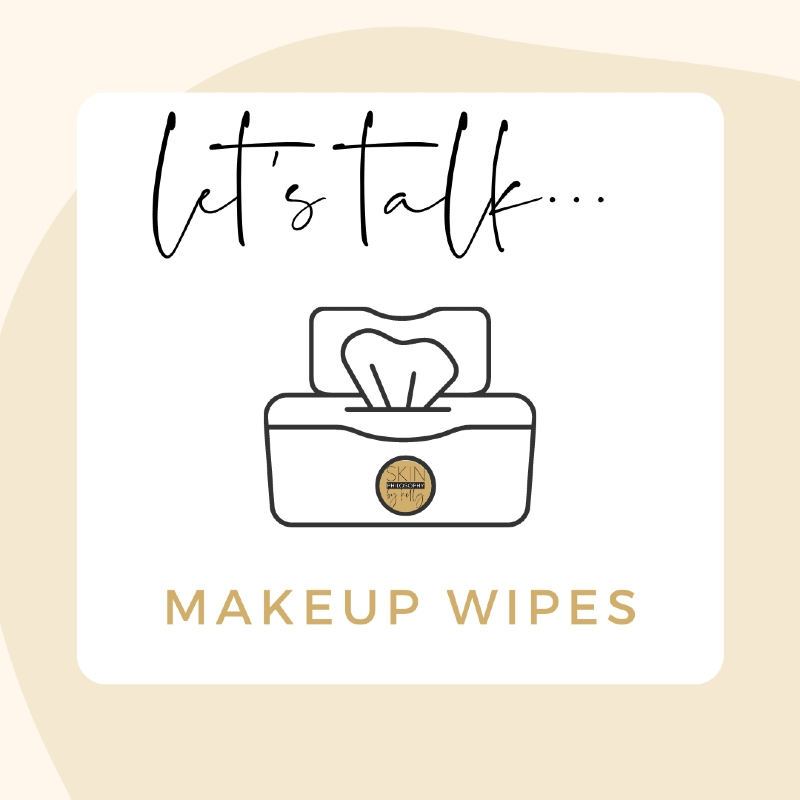 let's talk makeup wipes